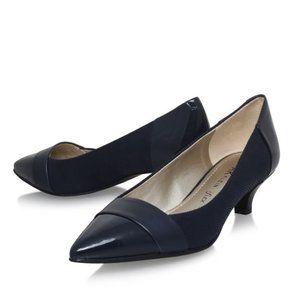 Anne Klein iflex Navy Blue Heels